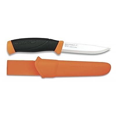 """'cuchilleriadeportiva. Il cuchillo """"morakniv ABS. Color: Naranja"""