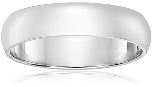 Classic Fit Gold Wedding Band