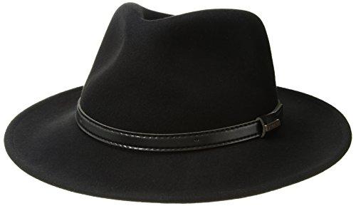 (Pendleton Men's Outback Hat, Black, MD)