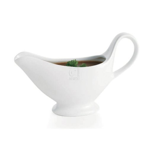 Home Essentials Gravy Boat - Glass Boat Gravy