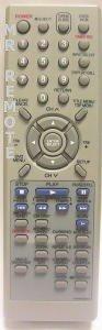 076R0HQ010 Original SANSUI / ORION DVD/VCR REMOTE (Sansui Dvd/vcr Combos)