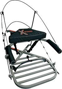 (X-Stand The X-1 Climbing Tree Stand, Grey)