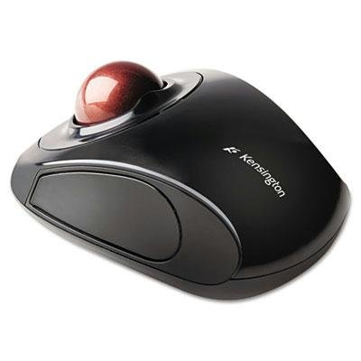 Kensington - Orbit Wireless Trackball Black ''Product Category: Computer Components & Peripherals/Mice & Trackballs'' by Original Equipment Manufacture (Image #1)