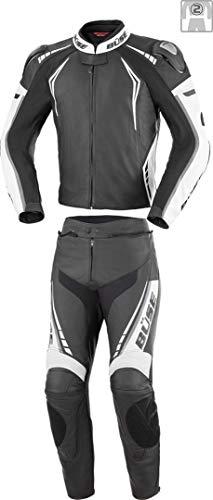 Büse Silverstone Pro 2-Teiler Damen Motorrad Lederkombi
