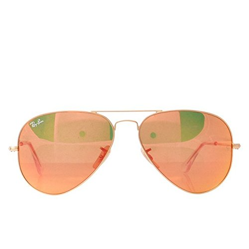 Ray Ban Aviator Classic Green - Ray-Ban Women's RB3025 Classic Aviator Mirrored
