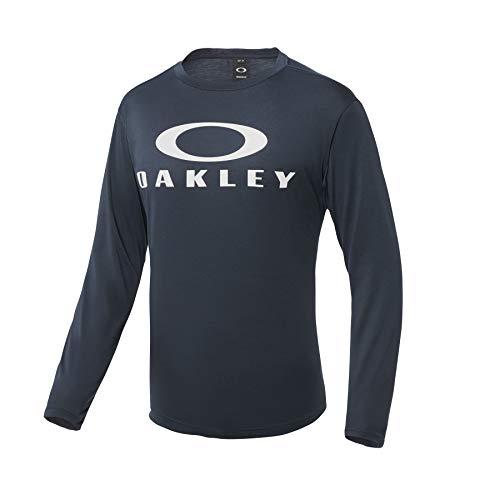 Oakley Men's Enhance Technical Qd Ls Tee.18.11, Fathom, ()