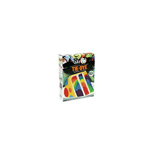 Duff Tie-Dye Cake (2) and Cookie (2) Mix, 4 pack