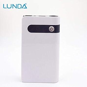 Amazon.com: US Warehouse – LUNDA Jump Starter 8000 mAh 12 V ...