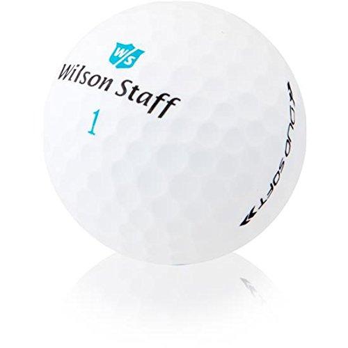 Wilson Staff Duo Soft Matte Golf Balls for Women by Wilson Golf (Image #3)