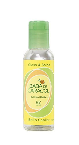 Beverly Hills Shine Drops - Baba de Caracol Regenerative Shine Hair Polisher, 5 Ounce