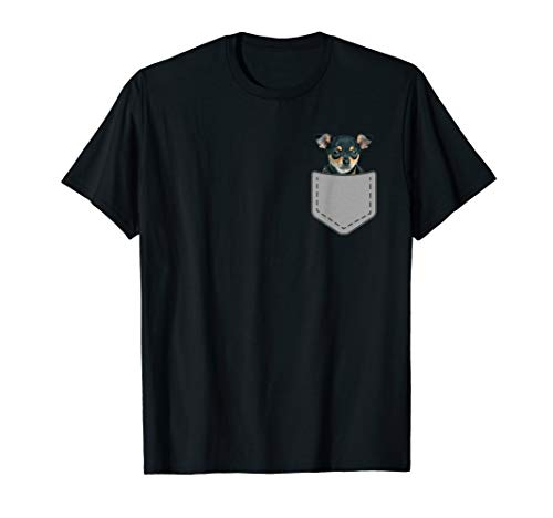 Chihuahua puppy dog in your pocket T-Shirt