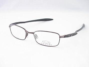 2d77bebe70d Image Unavailable. Image not available for. Color  Oakley Blender 2.0  Eyeglasses Rx Frames Bk Chrome Size  ...