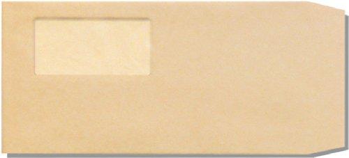 [해외]창문 봉투 길이 6 공예품 (A4 렉스 꼭) 에코 창 200 장 / Envelope length with Window 6 craft (A4 Tri-fold perfect) eco Windows 200 sheets