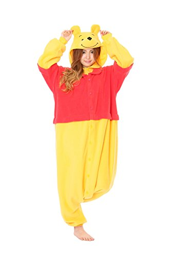 with Winnie the Pooh Costumes design