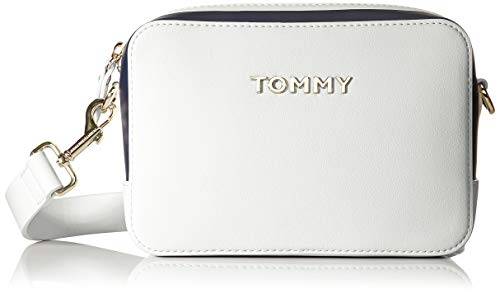 Tommy Hilfiger Messenger Bag, (Bright White)