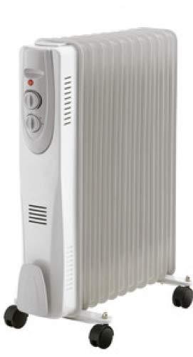 Radiador de Aceite termostato Ajustable 3 potencias (hasta ...