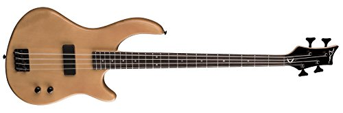 Dean E09M Edge Mahogany Electric Bass Guitar - Natural