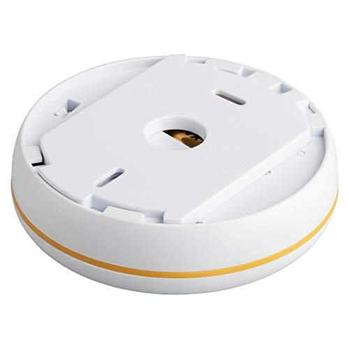 Sebson Detector de Calor Inalambrico, conectable con SD_GS559A, Batería incluida, Detector de Calor para Cocina/baño, en Red, Ø99X28mm, GS412: Amazon.es: ...