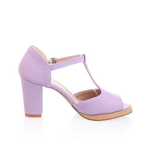 Damen Sandalen Größe Violett Adee 38 faHqUHR