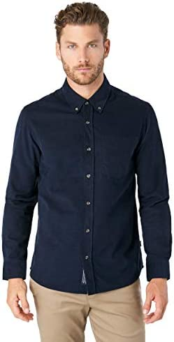 7 Diamonds The Darklands Corduroy Shirt