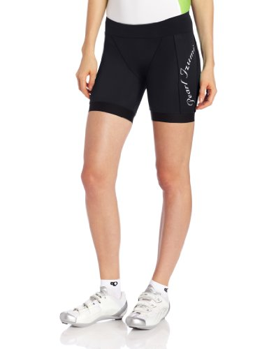 Pearl Izumi Women's Elite In-R-Cool Tri Race Shorts (Black, X-Small)
