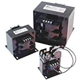 Acme Electric TB83210 Open Core and Coil Industrial Control Transformer, 240V x 480V Primary Volts, 120V/240V Secondary Volts, 60 Hz, 0.05 kVA