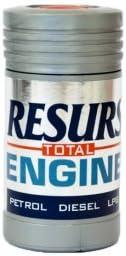 Resurs Total Engine Universal Oil Additive for All Type Engine Restoration
