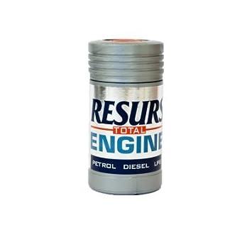 RESURS TOTAL ENGINE 50 gr. restaurador de motores. Para motores diésel, gasolina y glp: Amazon.es: Coche y moto