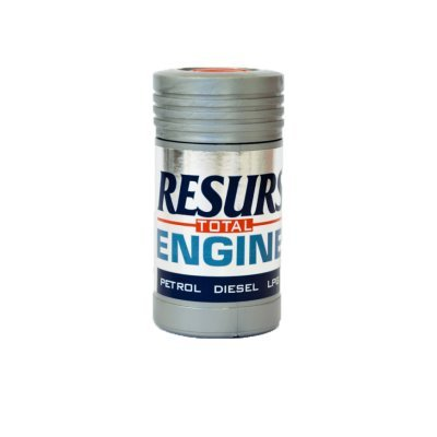 Resurs Total Engine Universal Oil Additive for All Type Engine Restoration (50 gr)