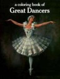 Great Dancers Coloring Book