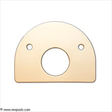 (LOMART INDUSTRIES 3071030 Lower Face Plate Ugasket)