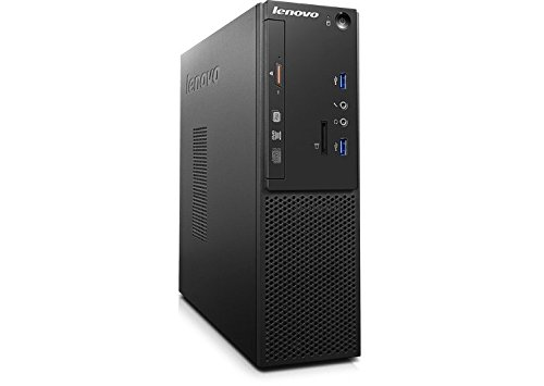 Lenovo ThinkCentre S510 SFF i3-6100, 8GB RAM, 500GB Solid State Drive, Win10 Pro 64 Desktop Computer, 6th generation Intel CPU