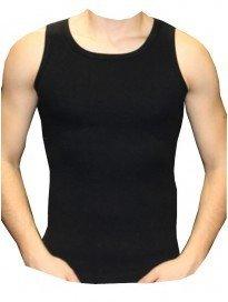 ba1e39ab880ab Lot de 2 débardeurs T-shirt Homme Débardeur marcel homme noir uni taille XXL
