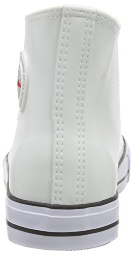 Nebulus Voll-Leder-Evo, Sneaker Alte Uomo Bianco