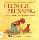 Flower pressing (An Early craft book)