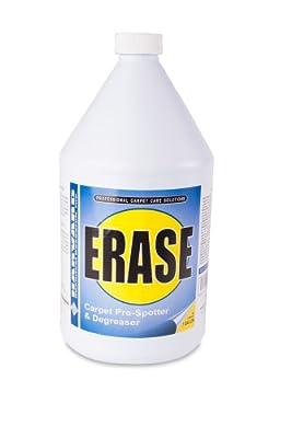 Harvard Chemical 401 Erase Industrial Strength Penetrating Traffic Lane Cleaner/Degreaser, Sweet Odor, 1 Gallon, Clear (Case of 4)