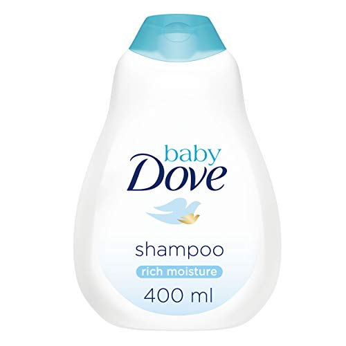 Baby Dove Rich Moisture Shampoo, 400ml