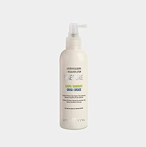 HIPERTIN LINECURE Loción/grasa reguladora de caspa 200 ml: Amazon.es: Belleza