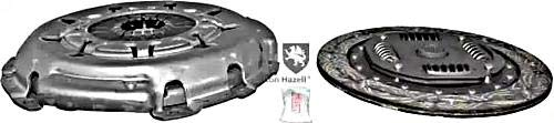 Amazon.com: JP GROUP Clutch Kit Fits 210 mm 17 Teeth FORD MAZDA Fiesta V Van Fusion 1575332: Automotive