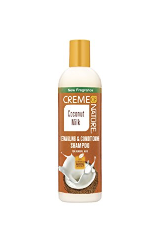 (Creme of Nature Detangling & Conditioning Shampoo)