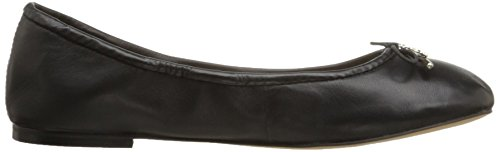 Women's Ballet Leather Flats Edelman Felicia Black Sam vgx1U8Zw