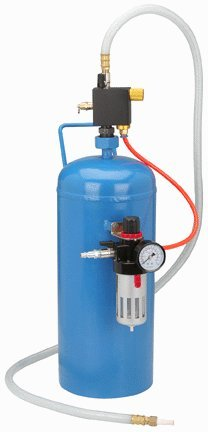 Central Pnematic 15lbs. Portable Soda Blaster by Central Pneumatic