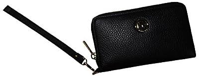 Michael Kors Fulton Large Flat Multifunction Leather Phone Case
