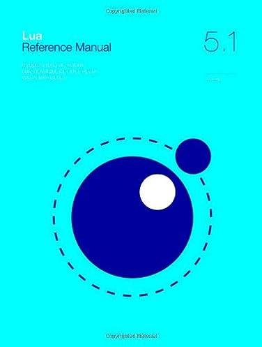 lua 5 1 reference manual amazon co uk roberto ierusalimschy luiz rh amazon co uk lua reference manual 5.2 lua reference manual download