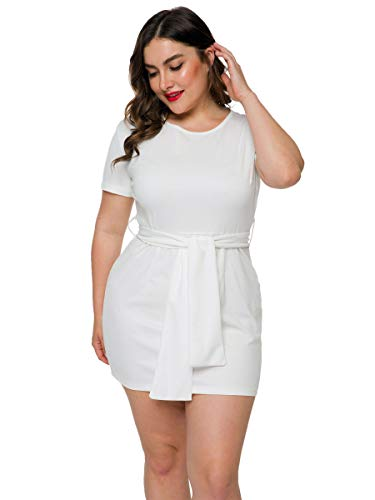 See the TOP 10 Best<br>White Scuba Sheath Dress
