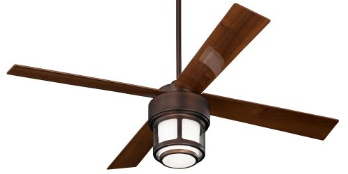 52″ Casa Vieja Tercel Oil-Brushed Bronze Outdoor Ceiling Fan Review