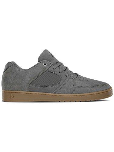 UK 8 Grey Gum (Accel Shoe)