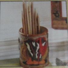 Western Pencil Cup