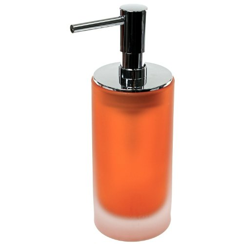 ee Standing Soap Dispenser, Orange (Nameeks Soap Dispenser)