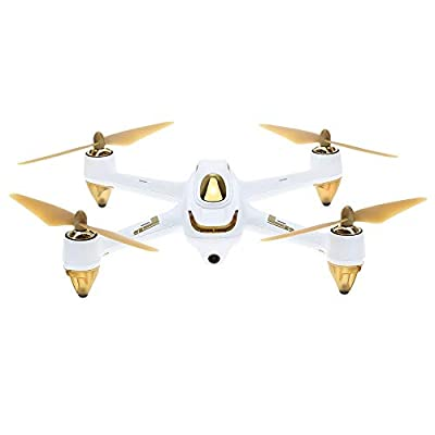 Drone, 5.8G FPV Brushless Drone RC Quadcopter, HD Aerial Photography Resistant Remote Control Aircraft Model Aircraft
